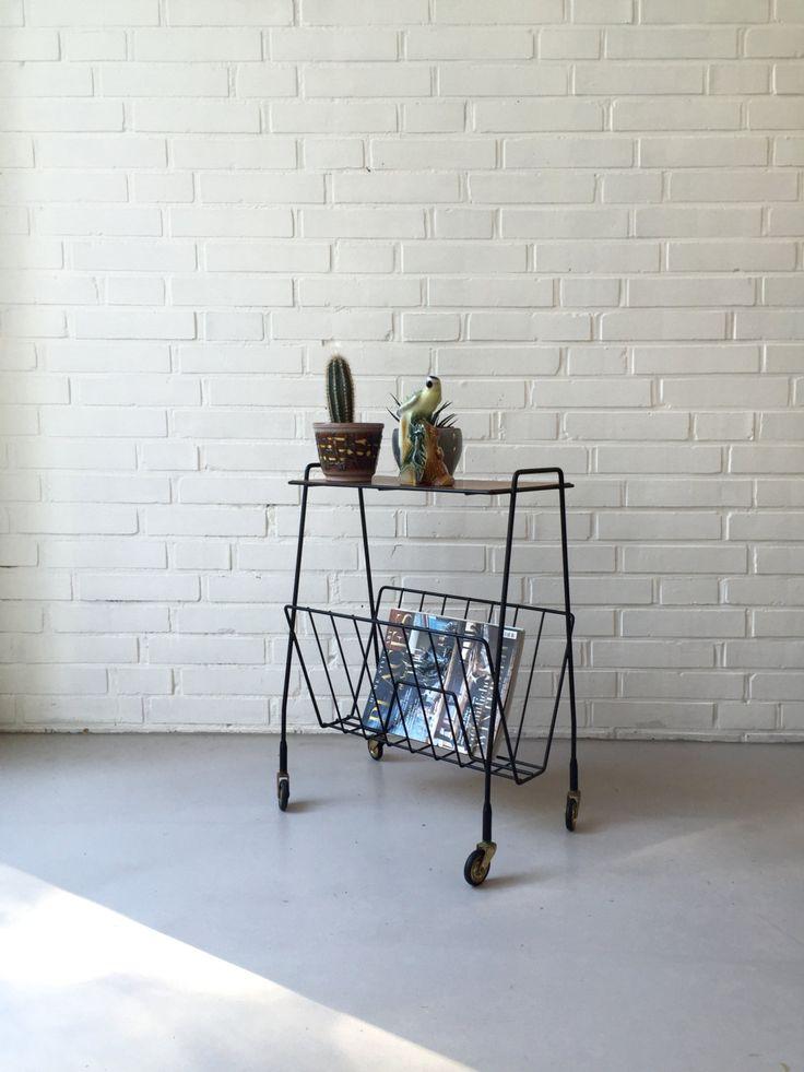 Die besten 25+ Servierwagen vintage Ideen auf Pinterest Ikea - badezimmer vintage
