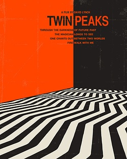 Twin Peaks: El Fuego Camina Conmigo (1992) - David Lynch