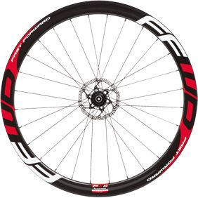 FFWD Wheels has some nice new options for disc brake bikes. Cyclocross or road bike? In tubular or full carbon clincher with white/red or full white logo's and all with the DT240 Centerlock hubs. #ffwdwheels
