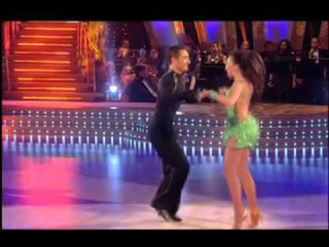 Pin for Later: Watch the Best Ever Strictly Come Dancing Performances The Latin Dances: Louisa Lytton and Vincent Simone's Jive