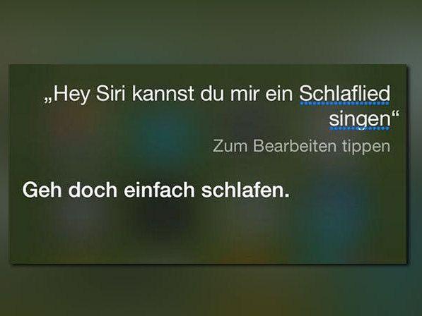 14 Momente, in denen Siri nicht nett zu Dir war