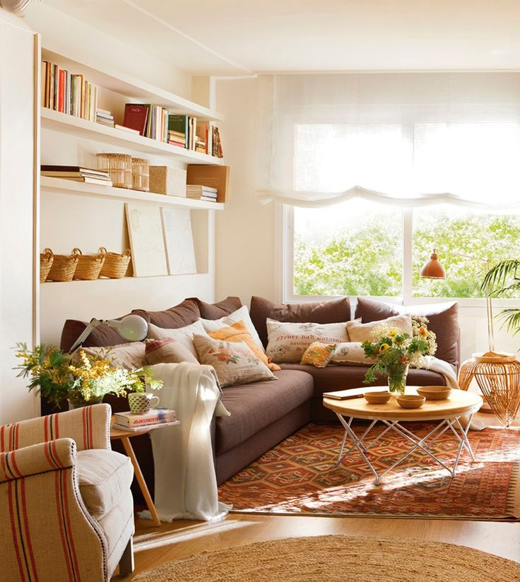 62 mejores im genes sobre living room en pinterest for Visillos para comedor