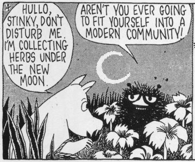 moomin conversation