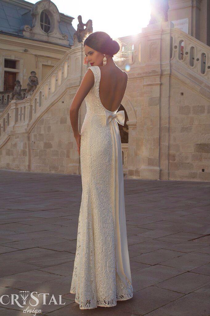 Crystal Desing style Troya #glamorousdress #dress #weddingdress #bestdress #weddinggown #gown #wedding #collection2015 #nicedress #ivorydress #musthave #weddingfashion #fashion