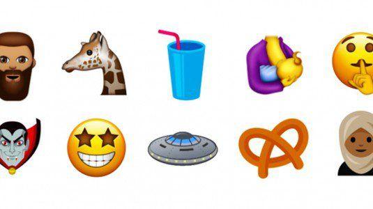 """Il consorzio Unicode, che si occupa di codificare i caratteri usati nei testi, ha già anticipato che saranno 51 le nuove emoji. Saranno """"fruibili"""" intorno alla prima metà del 2017. #emoticon #emoji #allattamento #iogenitore"""