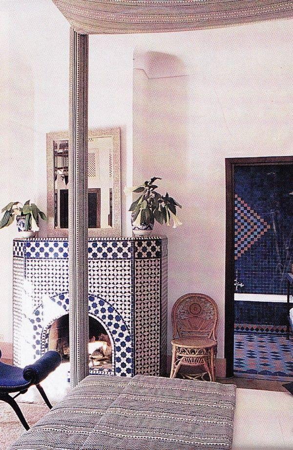 Die besten 25+ Moroccan style bedroom Ideen auf Pinterest ...