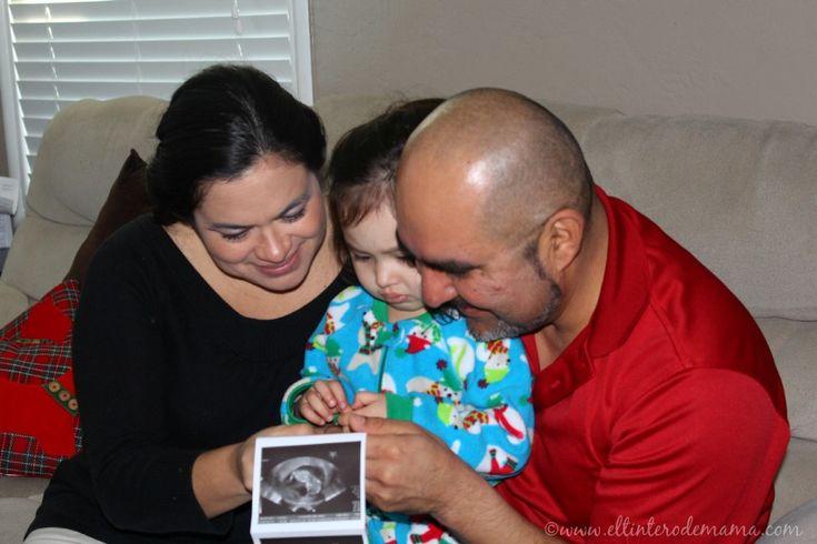 Este año una nueva bendición llega a mi hogar: ¡Estamos embarazados! #eltinterodemama