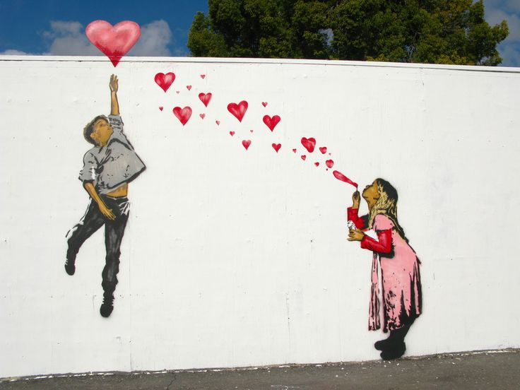 first-love-street-art