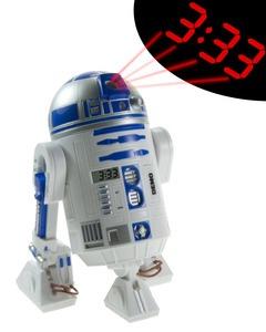 R2D2 Star Wars Wecker