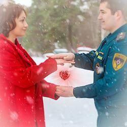 Love Story | Павел & Елена, служебный роман