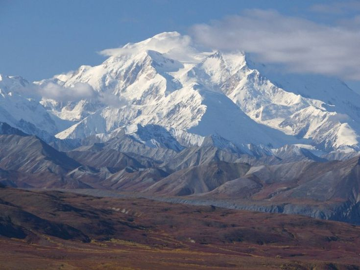 DENALI NATIONAL PARK AND PRESERVE - Alaska -  The 91-mile Park Road accesses a vast subarctic wilderness with North America's tallest peak and an abundance of wildlife.