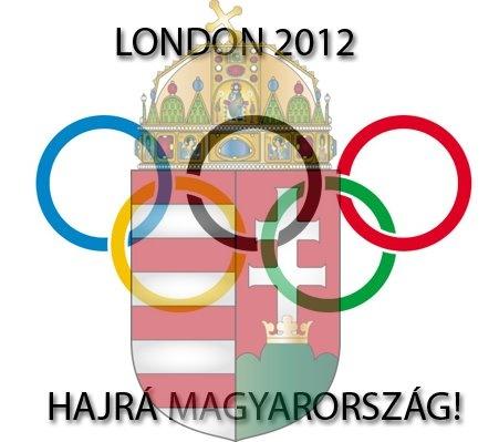 London 2012 | Go Hungary!  http://www.budpocketguide.com