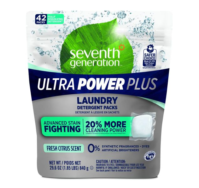 Ultra Power Plus Laundry Detergent Packs In 2020 Laundry