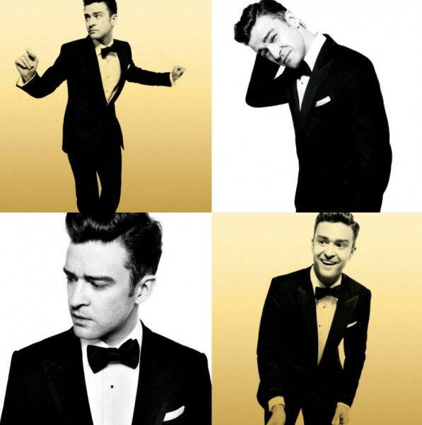 Justin Timberlake's '20/20 Experience' Digital Booklet