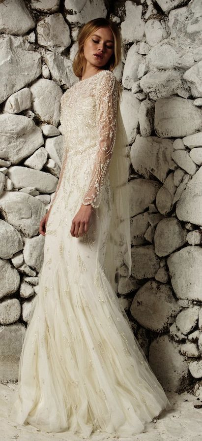 Wedding dress idea; Featured Dress: Bo & Luca