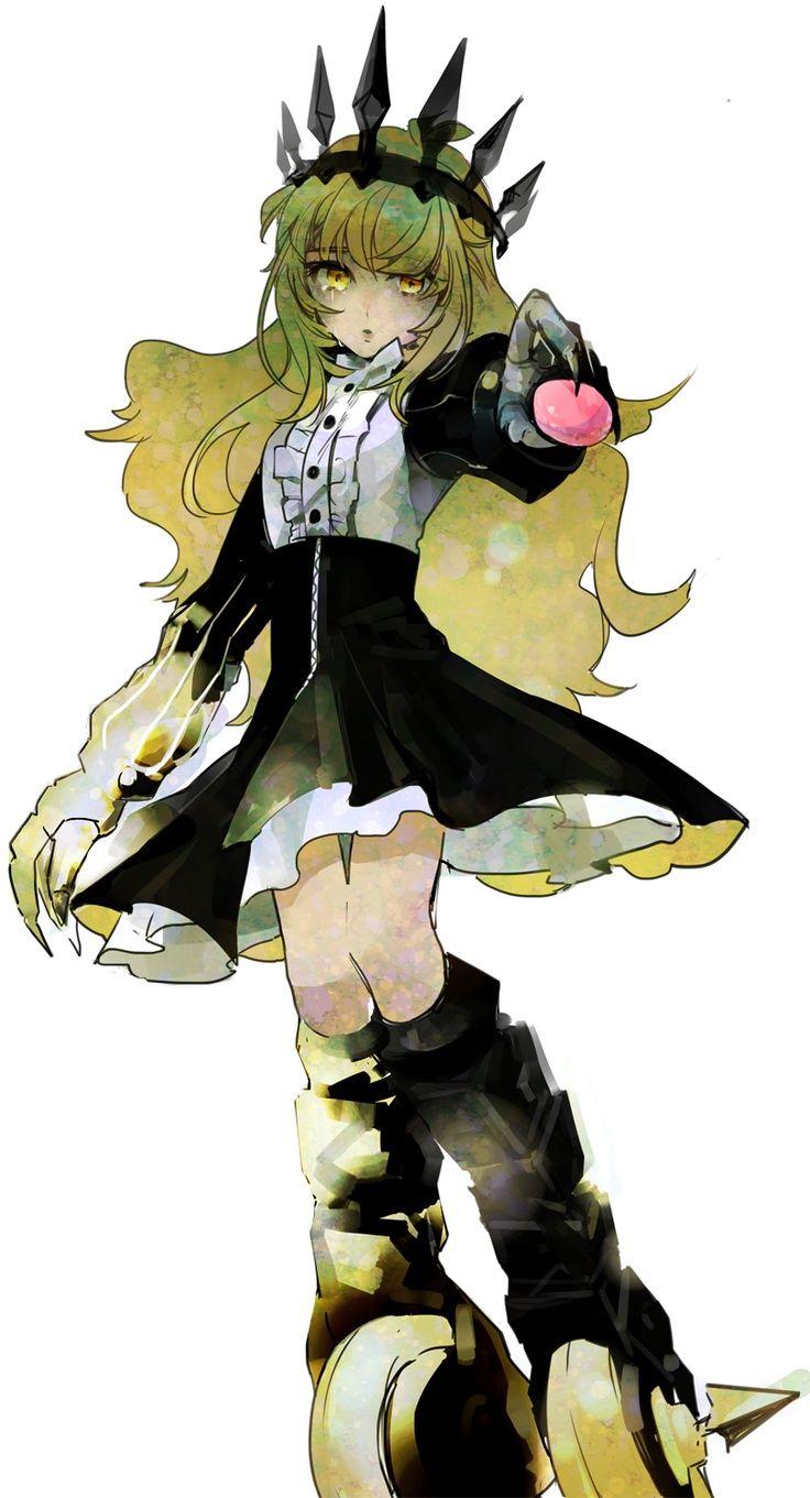 Chariot - Black Rock Shooter,Anime