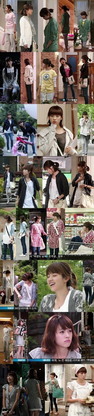 Han Hyo Joo's outfits from Brilliant Legacy one of my fav style in #korean drama