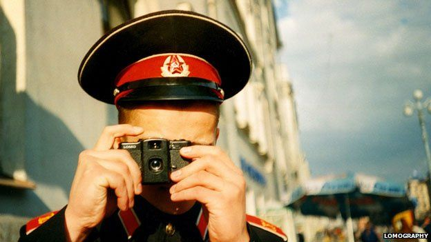 Did the Lomo camera save film photography?  By Stephen Dowling    It was a nervous time for film photography when digital cameras took off in the 1990s, and seemed set to take over entirely. But with some help from Vladimir Putin - then deputy mayor of St Petersburg - the little Lomo camera became a retro cult classic, and showed film had a bright future.