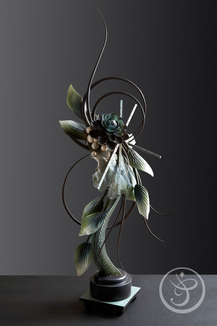 Chocolate Showpiece for Competition or Display with Chef Stephane Leroux, M.O.F. at The French Pastry School