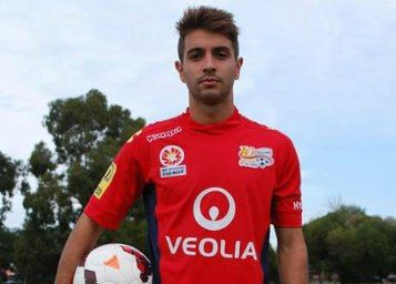 Adelaide United FC 2013/14 Kappa Home Kit
