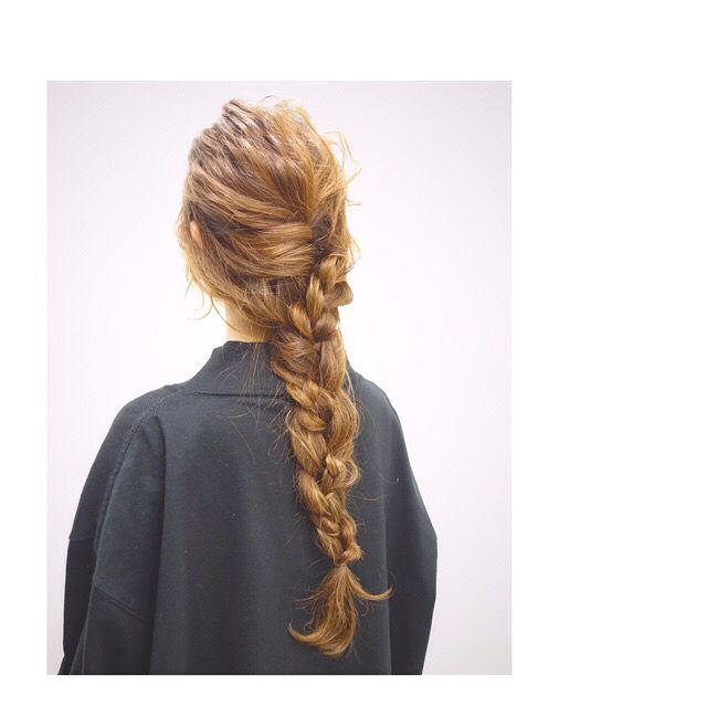 hair arrange✂︎✂︎