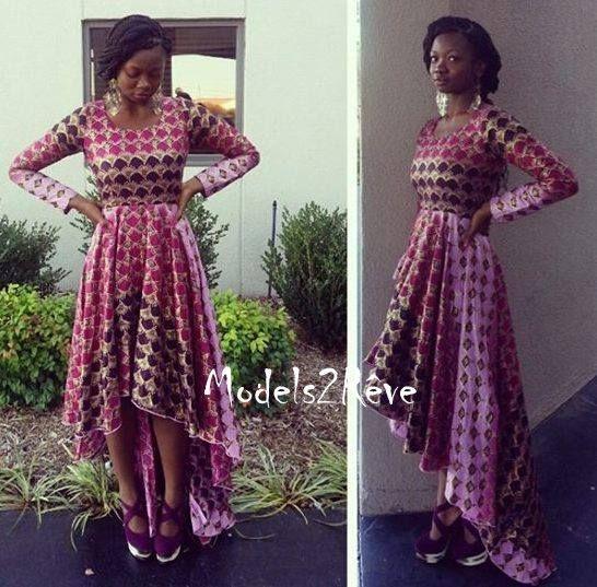 une belle robe longue le pagne africain pinterest robes and belle. Black Bedroom Furniture Sets. Home Design Ideas