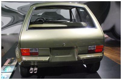 1966 Volkswagen EA266 Prototyp > an Revolution from Piëch Porsche Team?