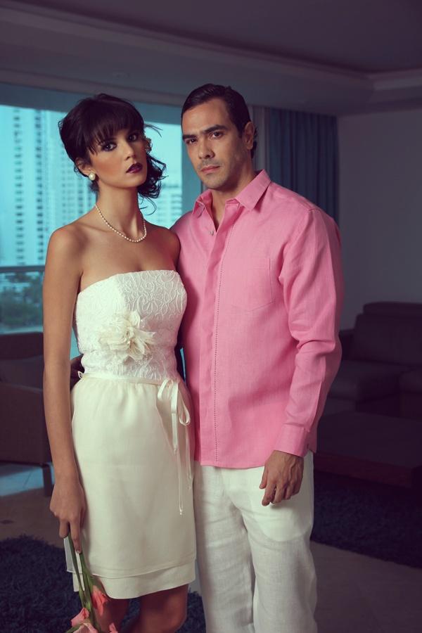 Romance en Lino #guayaberas