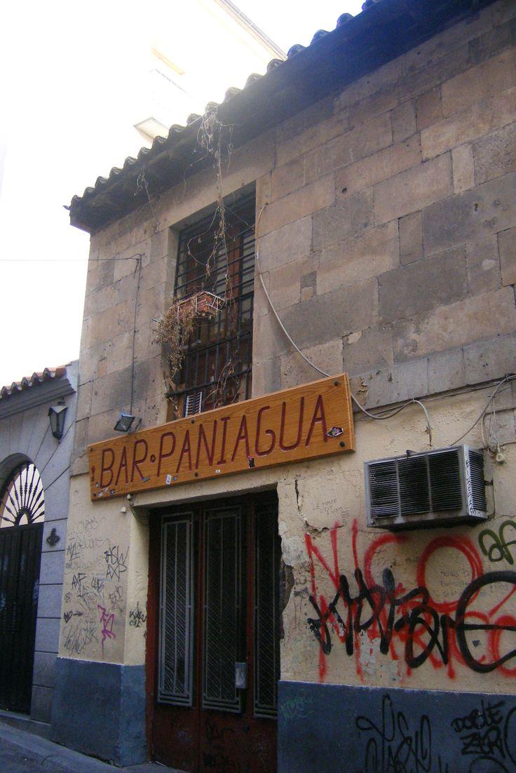 Drink agua de valencia at Paniagua!