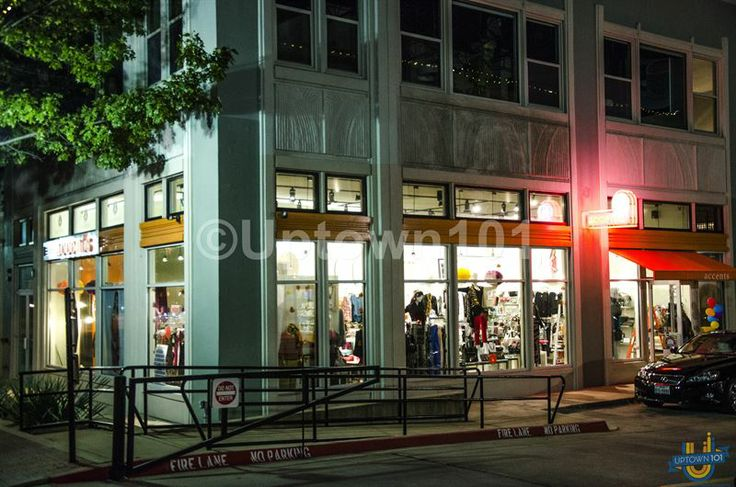 Much to enjoy at night! at the West Village.  West Village Dallas in Uptown Dallas More photos available at: #WestVillageDallas