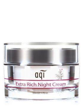 Extra Rich Night Cream #naturalskincare #healthyskin #skincareproducts #Australianskincare #AqiskinCare #aqihk