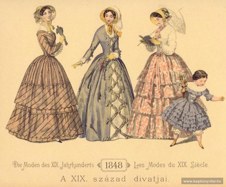 lamodeillustree: 19th century fashion - Part II.