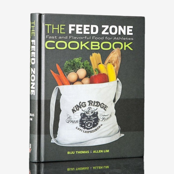 want to try this cookbook for athletes, created by a former professional cycling coach