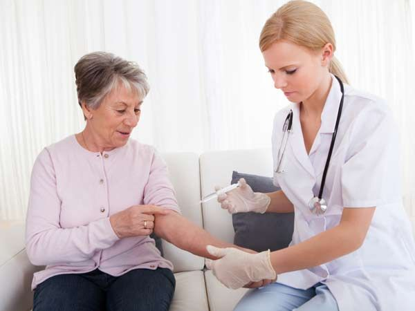 Flu season may be on the wane but it's been harsh, especially for seniors