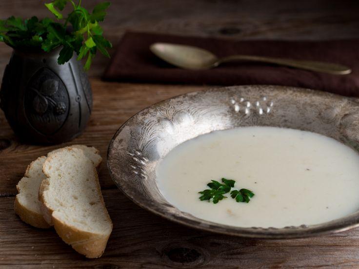 Vellutata di pollo - un piatto caldo e delicato   Mastercheffa
