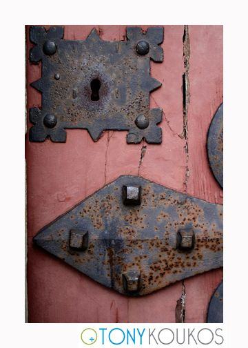 door, Henry IV, loire, france, wood, keyhole, architecture