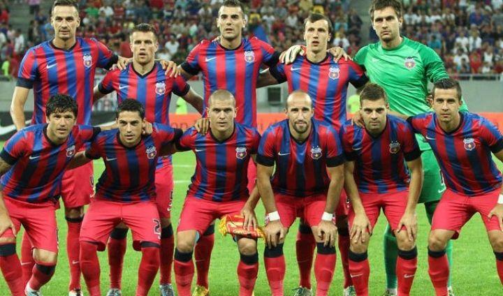 Steaua Bucuresti a fost amendata de UEFA