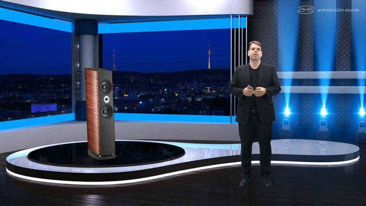 Backes&Müller - BM Prime 6 Video - Andreas Kühn Sounds präsentiert diesen Aktivlautsprecher -BM Prime 6 activespeaker video.
