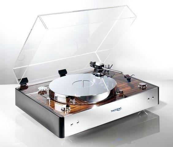 Platine vinyle Thorens | Numérisation audio vidéo Plus