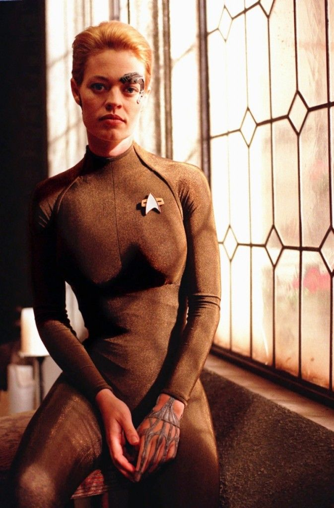 Seven of Nine - Resistance is futile