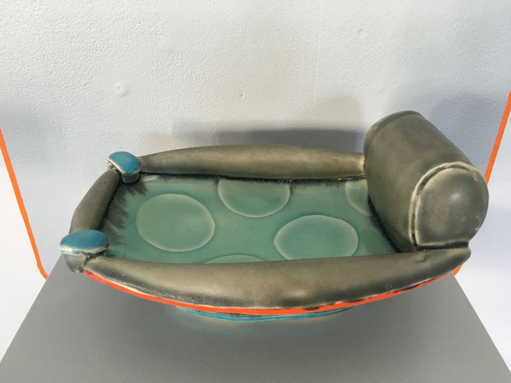 Chris Pickett ; Chaise Lounge Tray