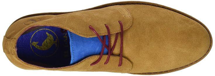 El Ganso - Zapatos para hombre, color marrón, talla 41