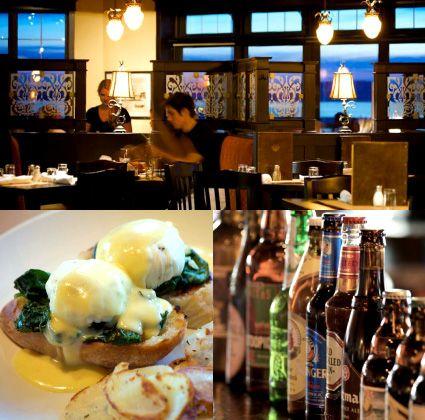 Boyne City Restaurants Cafe Sante