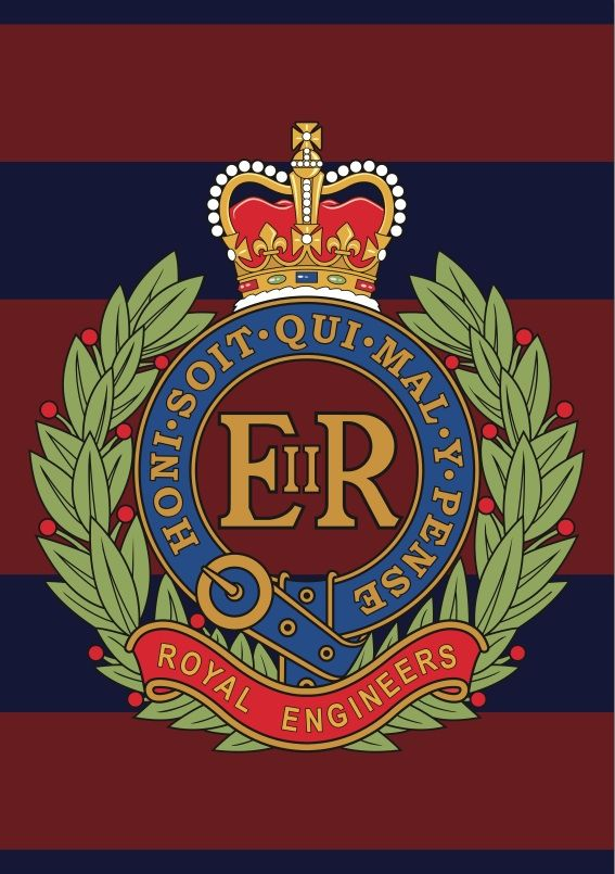 The Corps of Royal Engineers, usually just called the Royal Engineers (RE), and commonly known as the Sappers, is one of the corps of the British Army. It is highly regarded throughout the military, and especially the Army. The Corps was formed in 1716.