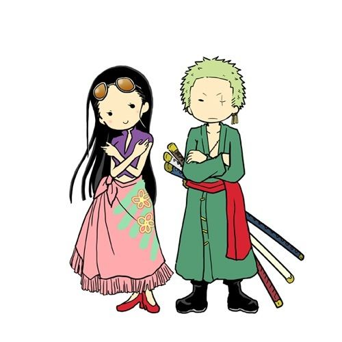 Nico robin and roronoa zoro i absolutely approve of this - Luffy x nico robin ...