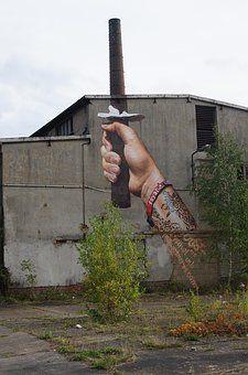 Umění, Ztracené Místa, Graffiti