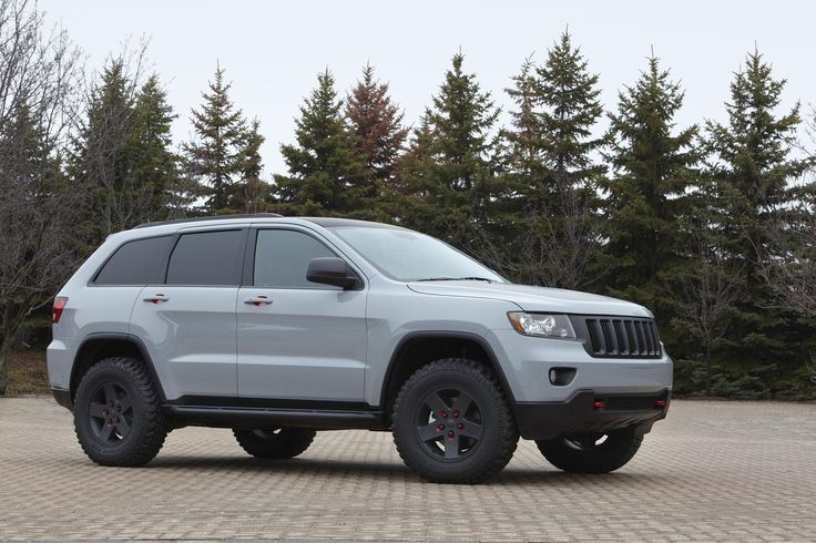 2012 jeep grand cherokee white - Google Search