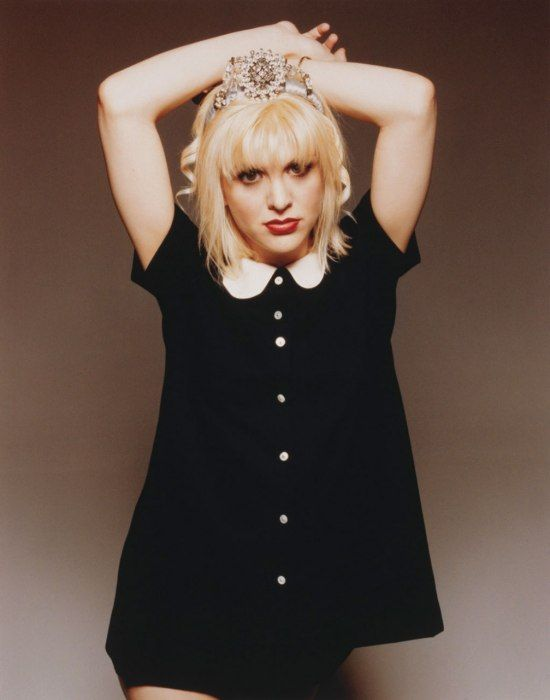 Slideshow: Courtney Love's Evolving Style Through the Years   Hollywood   Vanity Fair