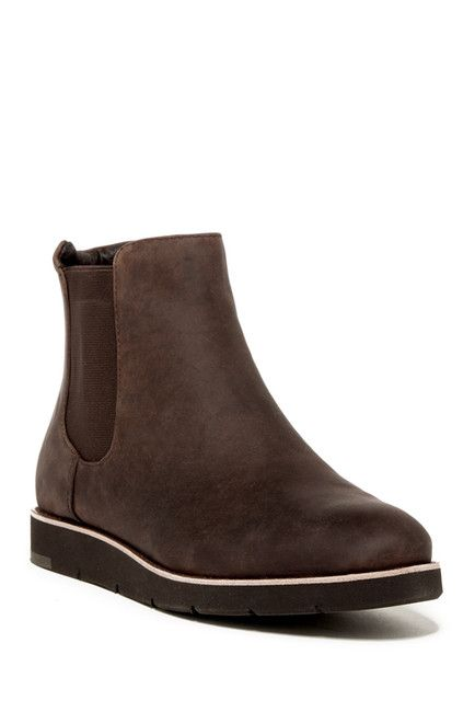 Image of Johnston & Murphy Bree Gore Ankle Boot