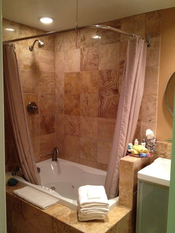 22 Best Deep Tub Shower Combo Images On Pinterest